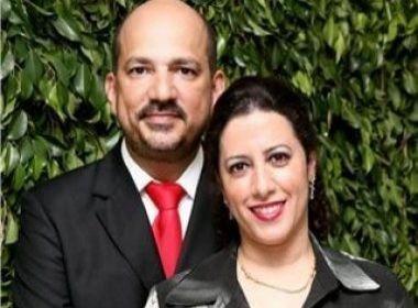 Deputado recebe título de cidadão em município governado pela esposa