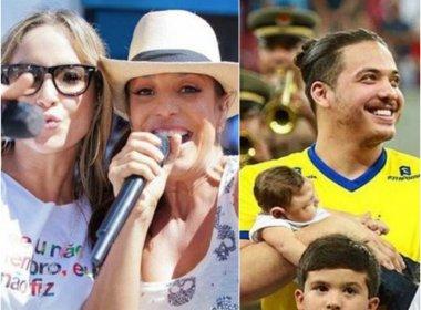 Ivete e Claudia juntas no The Voice e Safadão brilhando no futebol são destaques em Holofote