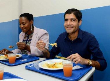 Restaurante Popular Cuidar é reinaugurado após requalificação