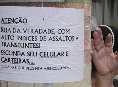 Rio de Janeiro registra um assalto a cada 4 minutos às vésperas dos Jogos Olímpicos
