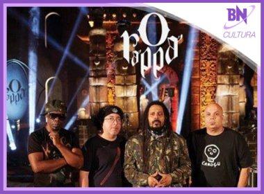 O Rappa apresenta nova turnê em Salvador no mês de outubro