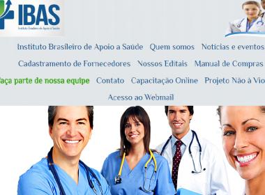Instituto envolvido em fraudes no Rio de Janeiro é qualificado como OS pelo governo