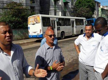 Após reunião com a PM, rodoviários voltarão a circular no Pero Vaz nesta sexta