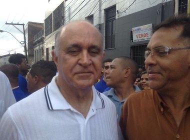 'Toda atmosfera leva a ele', afirma Paulo Souto sobre candidatura de Neto