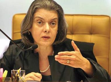 Ministra do STF Cármen Lúcia concede Habeas Corpus a condenado por tráfico de drogas