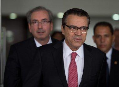 Repasses de empreiteira feitos para Henrique Alves na Suíça foram orientados por Cunha