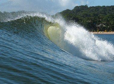 Marinha do Brasil emite aviso de ressaca a partir desta quarta
