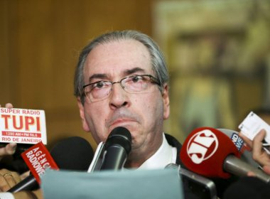 Cunha renuncia à presidência da Câmara dos Deputados