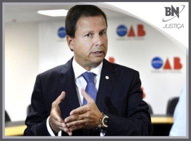 'Que a renúncia não seja estratégia para driblar cassação', diz OAB