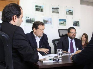 Governo estadual e MPT discutem pagamento de funcionários de empresas terceirizadas