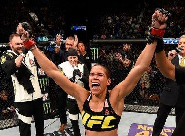 Amanda Nunes vence Miesha Tate e fatura o cinturão feminino do UFC