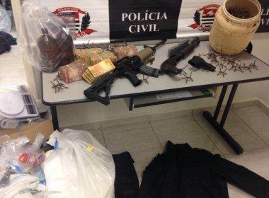 PCC é responsável por três roubos a carros-fortes em SP; assaltos somaram R$ 138 mi