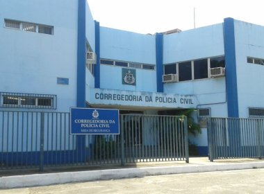 Tucano: Delegado é preso por usar peças de veículo roubado em seu próprio carro