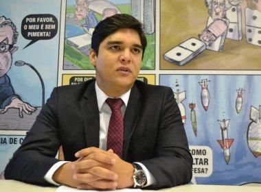 Vitor Bonfim nega desgaste com Rui por apoio a candidato fora da base aliada