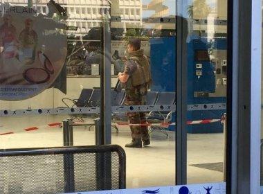 Aeroporto de Nice é esvaziado após descoberta de bolsa suspeita em terminal