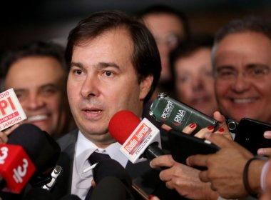 Novo presidente diz que Câmara funcionará dois dias por semana durante Olimpíadas