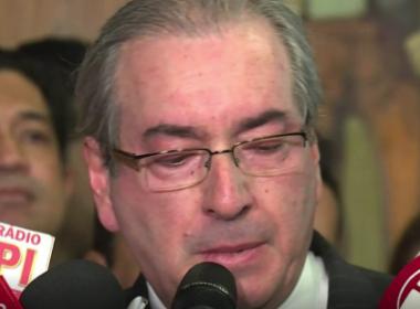 Após eleição na Câmara, Cunha diz a aliados que foi 'traído' e 'abandonado' por Temer