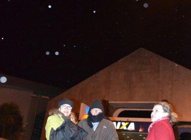 Santa Catarina registra neve na serra e temperaturas negativas