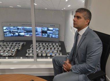 'É um crime desorganizado', diz Maurício Barbosa sobre facções criminosas na Bahia