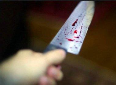 Mulher mata irmão a facadas depois de festa em família no bairro de Praia Grande