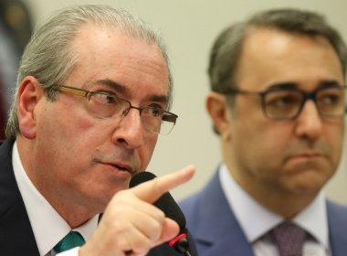 Cunha desconsidera renúncia ao mandato: 'Não ganho nada com isso'