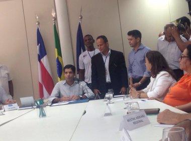Prefeitura firmará convênio para ensinar capoeira a escolas municipais