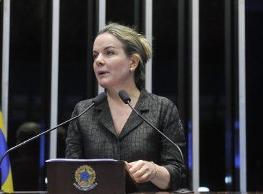 PROCURADORIA PEDE URGÊNCIA EM DENUNCIA CONTRA GLEISI HOFFMANN E PAULO BERNARDO