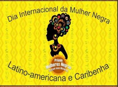 Prêmio homenageia 11 mulheres negras nesta segunda