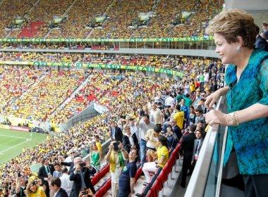 Dilma diz que não participará dos Jogos Olímpicos em 'posição secundária'