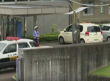 Ataque a clínica no Japão deixa 19 mortos e 45 feridos; autor do crime se entregou
