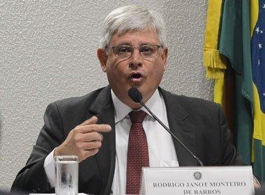 Janot apresentará a senadores motivos para pedidos de prisão de Renan e Jucá