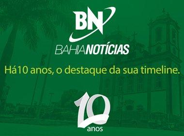 Bahia Notícias comemora 10 anos com uma marca: Aqui a notícia não tem lado