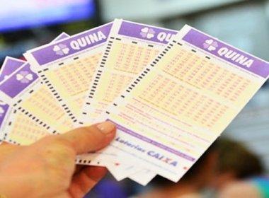Aposta de cidade baiana ganha prêmio de quase R$ 15 milhões da Quina