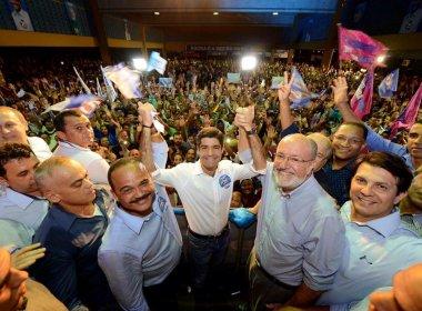 Oposição homologa candidatura de Elinaldo a prefeito de Camaçari