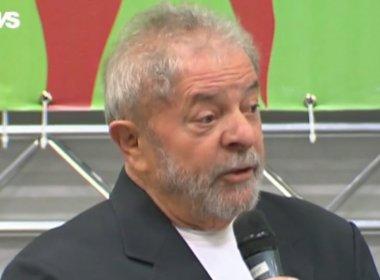 'Quem tem que provar é o MP e a PF', afirma Lula sobre imóveis investigados após virar réu