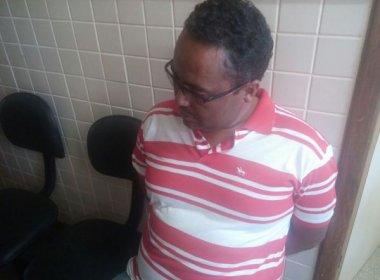 Formosa do Rio Preto: Motorista e segurança do prefeito é preso por porte ilegal de arma
