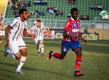 Fora de casa, Bahia falha na defesa e perde para o Bragantino