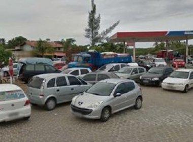 Mata de São João: Suspeita de bomba faz posto de gasolina ser isolado em Barra de Pojuca
