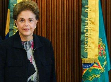 Lewandowski define data para julgamento final do impeachment de Dilma Rousseff