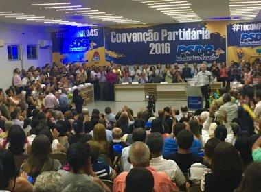 Guanambi: Oficializada candidatura de Nilo Coelho; aliança tem PP e PDT