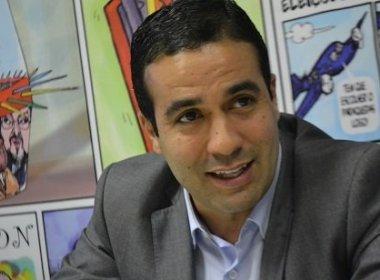 Bruno Reis é confirmado como candidato a vice na chapa de ACM Neto