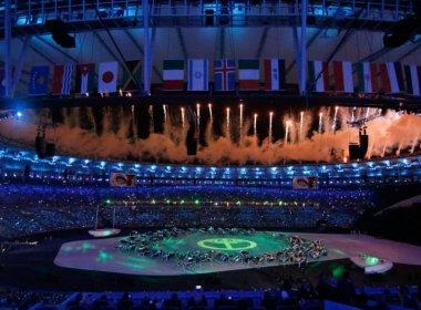 Rio 2016: Imprensa internacional elogia cerimônia de abertura dos Jogos Olímpicos