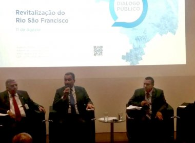 Rui defende que Rio São Francisco precisa de 'sobrevivência autônoma'