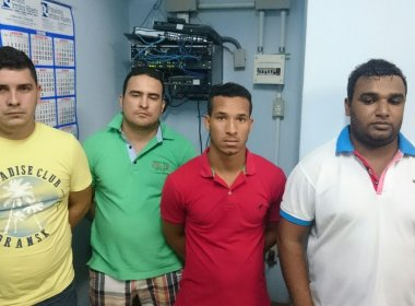 POLICIA BAIANA PRENDE  ASSALTANTE E PISTOLEIRO MAIS PERIGOSO DO NORDESTE