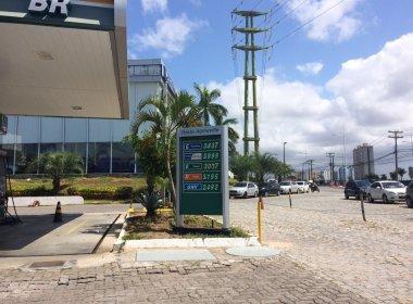 Greve de distribuidora afeta abastecimento e postos na Bahia ficam sem combustível