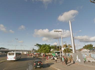 Dois policiais são mortos em assalto a ônibus na BR-324, próximo a Brasilgás