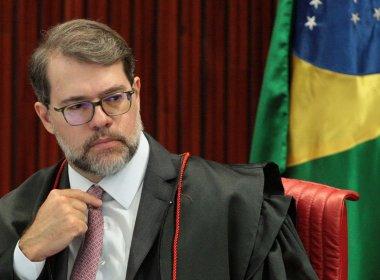 DIAS TOFFOLI É CITADO EM PROPOSTA DE DELAÇÃO PREMIADA DE LEO PNHEIRO