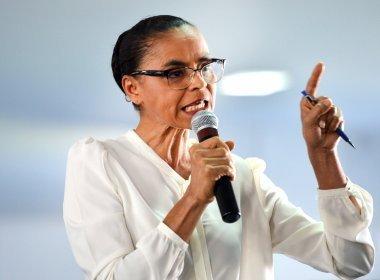 Marina Silva defende impeahcment de Dilma e diz que processo vai 'passar Brasil a limpo'