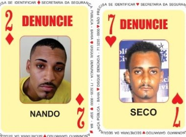 SSP atualiza baralho do crime e inclui duas novas cartas