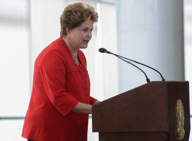 Dilma falará para manifestantes antes de prestar depoimento, diz colunista